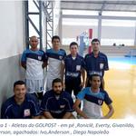 Instituto de Física nos Jogos Internos UFAL 2018